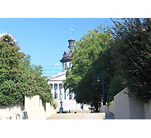 SC State House Photographic Print