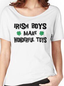 Irish Boys Women's Relaxed Fit T-Shirt