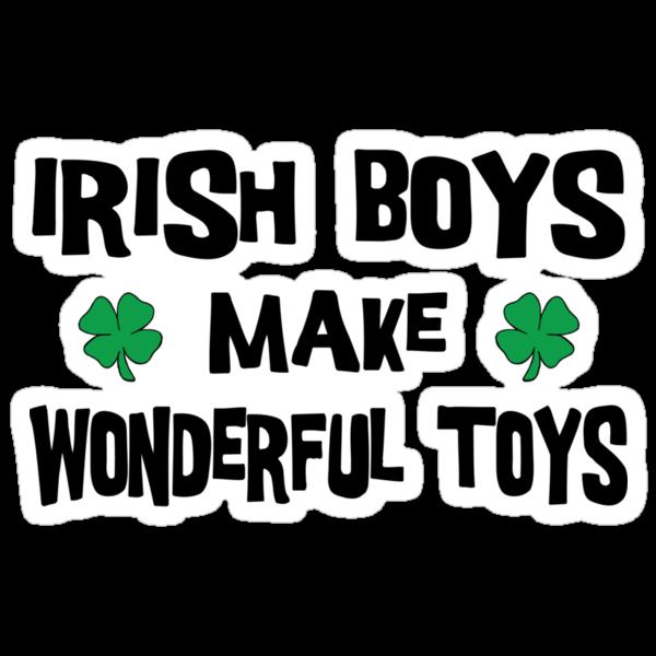 Irish Boys by HolidayT-Shirts