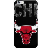 Chicago Bulls  iPhone Case/Skin