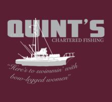 Quint's Chartered Fishing by Elton McManus