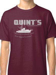 Quint's Chartered Fishing Classic T-Shirt