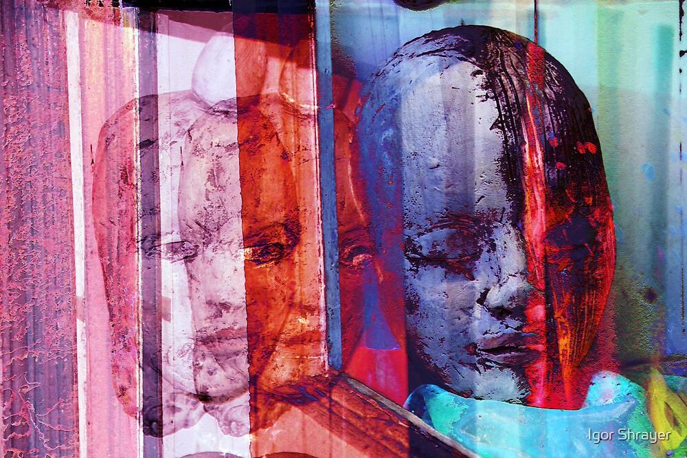 Faces by Igor Shrayer