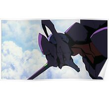 Neon Genesis Evangelion - 2015 Blu-Ray 1080p Cleaned Upscales Poster