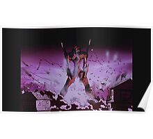Neon Genesis Evangelion - Unit - 2015 1080p Blu-Ray Cleaned Upscales Poster