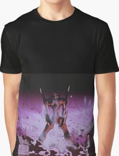 Neon Genesis Evangelion - Unit - 2015 1080p Blu-Ray Cleaned Upscales Graphic T-Shirt