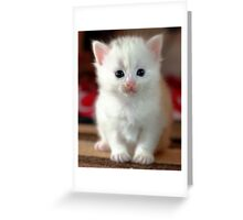 Little Bubble  Greeting Card