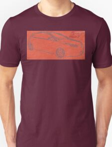 Focus ST Mk3 Drawing with ST Logo T-Shirt