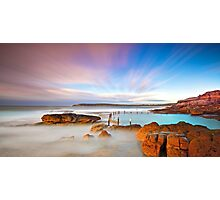 Mahons's Pool Maroubra Photographic Print