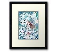 Pokemon - Jasmine - Steelix Framed Print