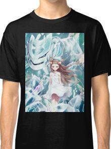 Pokemon - Jasmine - Steelix (no text) Classic T-Shirt