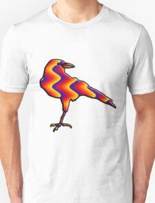 Rainbow Crow T-Shirt