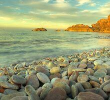Breakwater Beach by phil hemsley