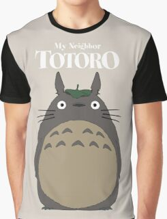 My Neighbor Totoro Graphic T-Shirt