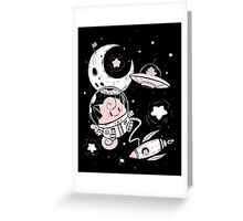 Cosmic Origins Greeting Card