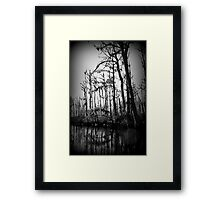 Hollow Night Framed Print