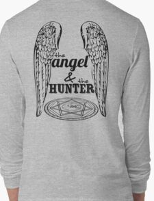 The Angel & The Hunter Long Sleeve T-Shirt