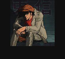 Ashita no Joe - Tomorrow's Joe -  Rocky Joe - あしたのジョー - Joe Yabuki - Streets - HD UPSCALE Unisex T-Shirt