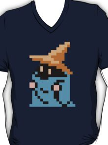 FINAL FANTASY - BLACK MAGE - RENDER (REDRAWN PIXEL) T-Shirt