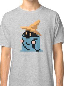 FINAL FANTASY - BLACK MAGE - RENDER (REDRAWN PIXEL) Classic T-Shirt