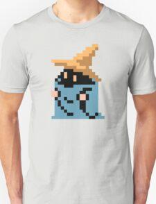 FINAL FANTASY - BLACK MAGE - RENDER (REDRAWN PIXEL) Unisex T-Shirt