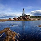 Point Lonsdale Lighthouse.  by Barry Feldman