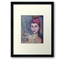 Inner Illuminosity Framed Print