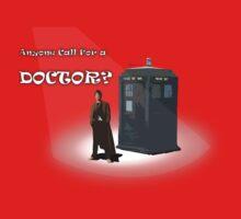 Anyone Call For a Doctor? Kids Tee