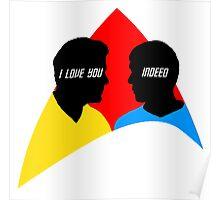 Love Trek Poster