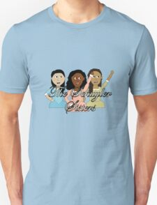 The Schuyler Sisters Cartoon Hamilton Musical T-Shirt