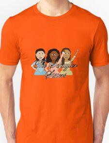 The Schuyler Sisters Cartoon Hamilton Musical T-Shirt