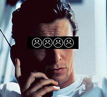 Patrick Bateman - Christian Bale - SADBOYS by frc qt