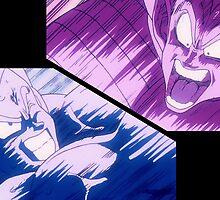Dragon Ball Z - Goku vs Vegeta - Kamehameha vs Galick Gun - Mashup by frc qt