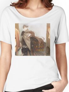 Ookami to Koushinryou - Spice and Wolf - Kraft Lawrence and Holo Women's Relaxed Fit T-Shirt