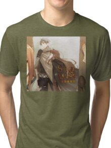 Ookami to Koushinryou - Spice and Wolf - Kraft Lawrence and Holo Tri-blend T-Shirt