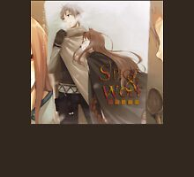 Ookami to Koushinryou - Spice and Wolf - Kraft Lawrence and Holo Unisex T-Shirt