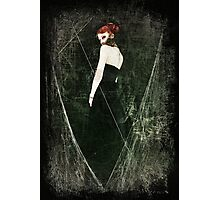 Black Widow II Photographic Print