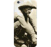 Old Miner iPhone Case/Skin