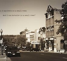 Born in a Small Town by KBritt