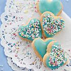 Sweet sweet cookies by Barbara Neveu