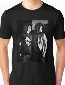 Les Twins (black) Unisex T-Shirt