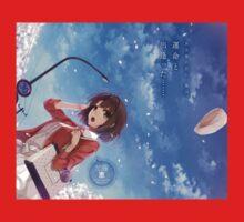 Saekano: How to Raise a Boring Girlfriend - Saenai Kanojo no Sodate-kata - Megumi Katou (text) One Piece - Short Sleeve