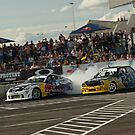 UDC Drift stage, pair run by Oleksiy Rybakov
