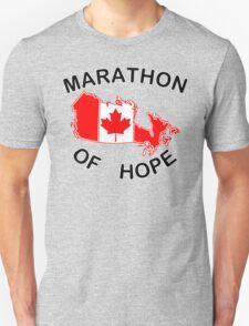 Marathon of Hope, 1980 v3 T-Shirt