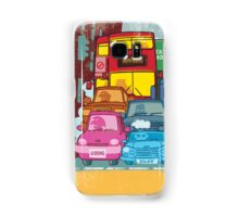 London Traffic Samsung Galaxy Case/Skin