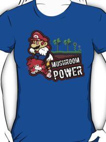 Mushroom Power T-Shirt