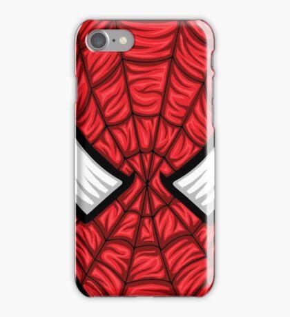 Spiderman Mask iPhone Case/Skin