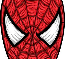 Spiderman Mask by Danonymous84