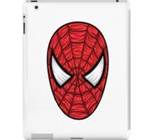 Spiderman Mask iPad Case/Skin