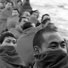 Monks  by dominiquelandau